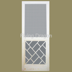 Exterior Screen Door