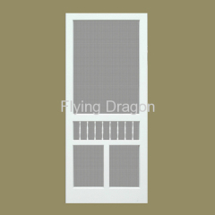 Wood Screen Door