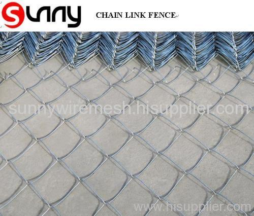galvanized chain link fence rolls
