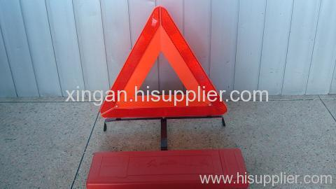 Road Safety Warning Triangle