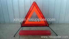 Car-used Warning Triangle Sign