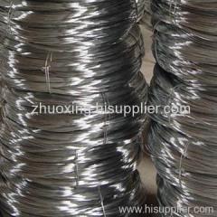 galvanized binding iron wire