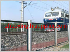 model railway fences