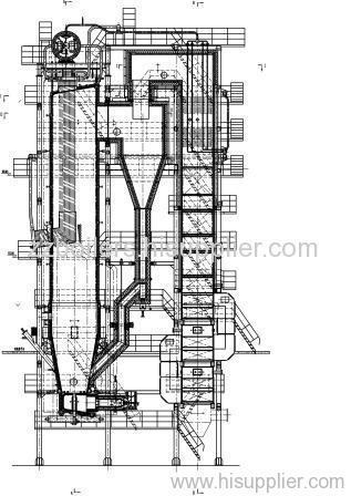 ZG series EPC/CFBC boiler