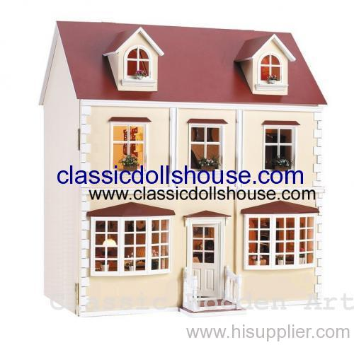 Captivating 1:12 Adult Collector Wood Dolls House Toys