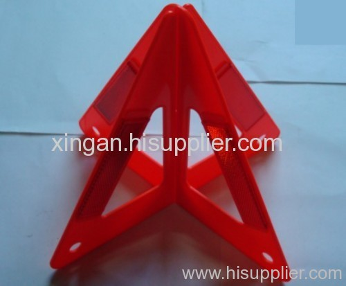 Traffic Warning Triangle for car
