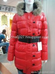 Casual Jacket Fashionable Hooded Down Coat
