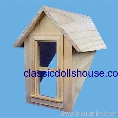 112 Dolls House Miniatures Dormer Windows Accessories