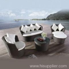 Garden sofa group furniture