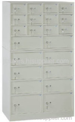 All Plate-Steel Hotel Room Safe Deposit Boxes