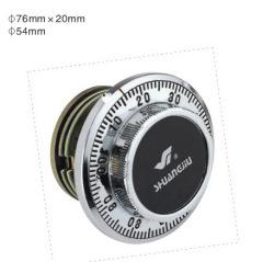 vault safe combination lock Stock Photo