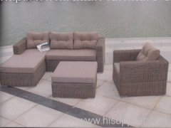 Outdoor sofa set furniture