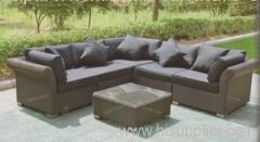 Wicker new sofa set