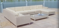 Wicker furniture hartsun sofa