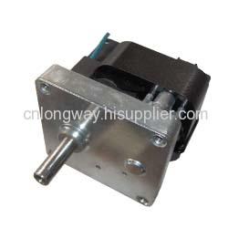 China Shade Pole Gear Motor