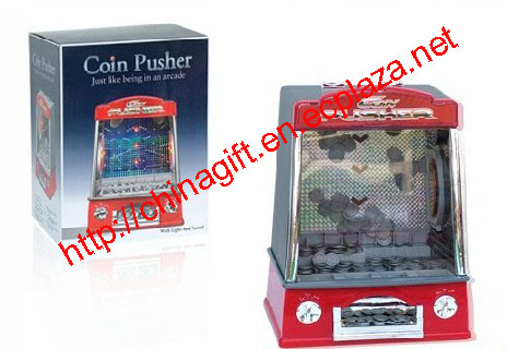 ARCADE COIN PUSHER