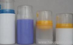 airless cosmetic bottles, lotion bottles, cream bottles