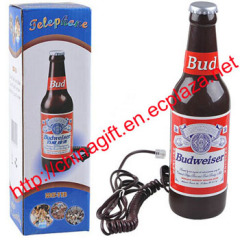 Budweiser Bottle Corded phone