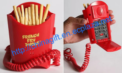 Unique Red French Fries Phone