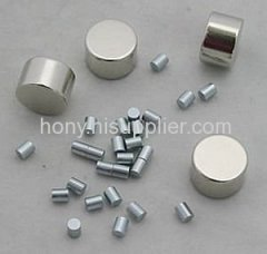 SMALL DISC Neodymium NdFeB Magnets
