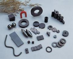 ring sintered ferrite magnets