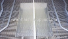 Low Carbon Steel Floor Heating Mesh panel