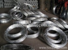 hot dipped galvanized high tensile strength wire