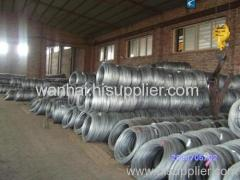 60g/m2 zinc coating galvanized low carbon wire