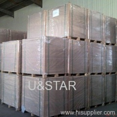 650gsm one side coated duplex board factory