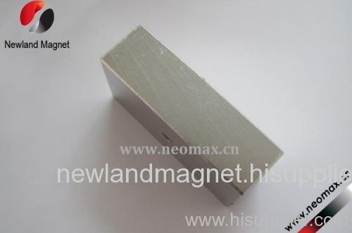 Large rectangular neodymium magnets