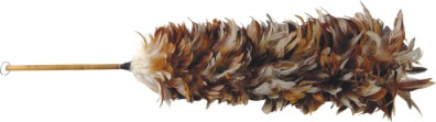 chicken feather dusters