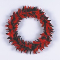 Feather Hair Rings