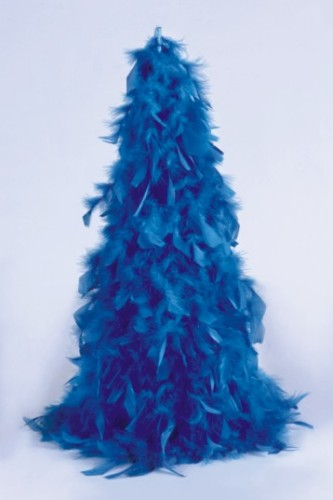 Christmas Feather Tree