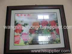 3D lenticular decorative painting