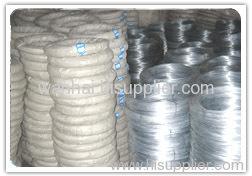 electro galvanized tying wire
