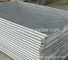 Framed Welded Wire Mesh Panel