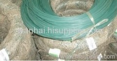 dark green pvc coated wire