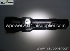 High Power LED Flashlight