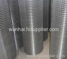welded wire mesh for animal cage