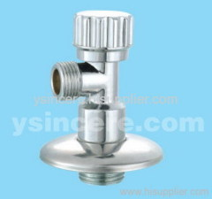 angle valve forged body zinc alloy handle