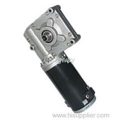 12V worm gear motor