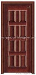 Steel-Wood Interior Doors