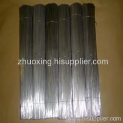 galvanized cut iron wire