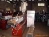 heat cutting granulating machine unit