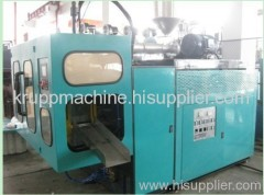 ABS extrusion blow molding machines