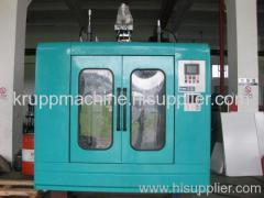 HDPE extrusion blow molding machines