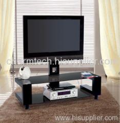 Big Glass Plasma TV Stand