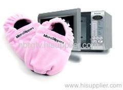 microwave slipper as seen on tv
