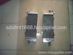 motorcycle radiator