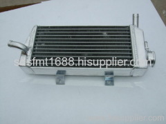 performance motorcycle radiator